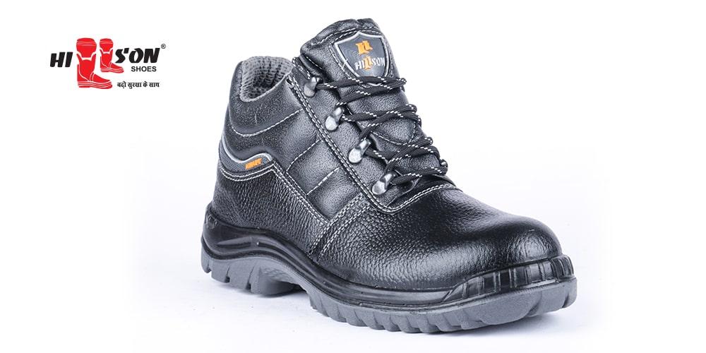 Details about  /Hillson Mirage Steel Toe Black Safety Shoes,UK6-UK10